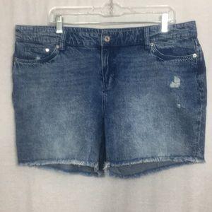 H&M sz 16 Jean Shorts